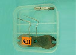ソルフィー用のコネクター(エンドチップM)とエンドファイルとダイヤファイルのセットの画像