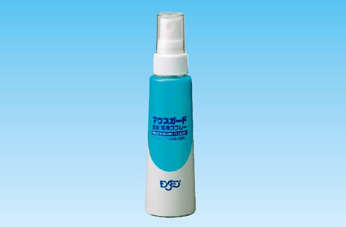 写真11 マウスガード 除菌・洗浄スプレー(アース製薬)